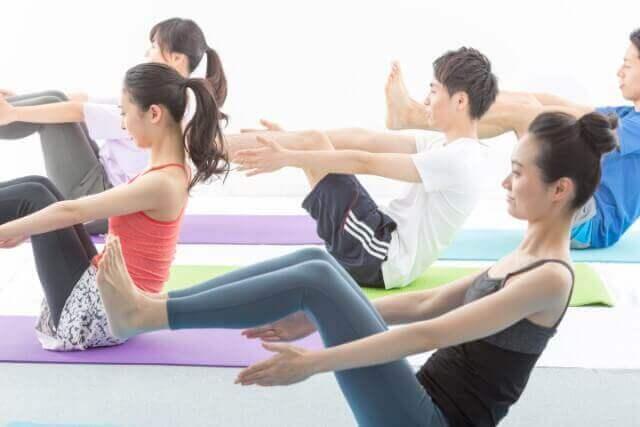 姿勢を良くする簡単筋トレ法